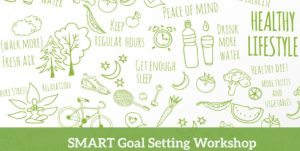 Wellness SMART Goal Setting Workshop - Held January 11