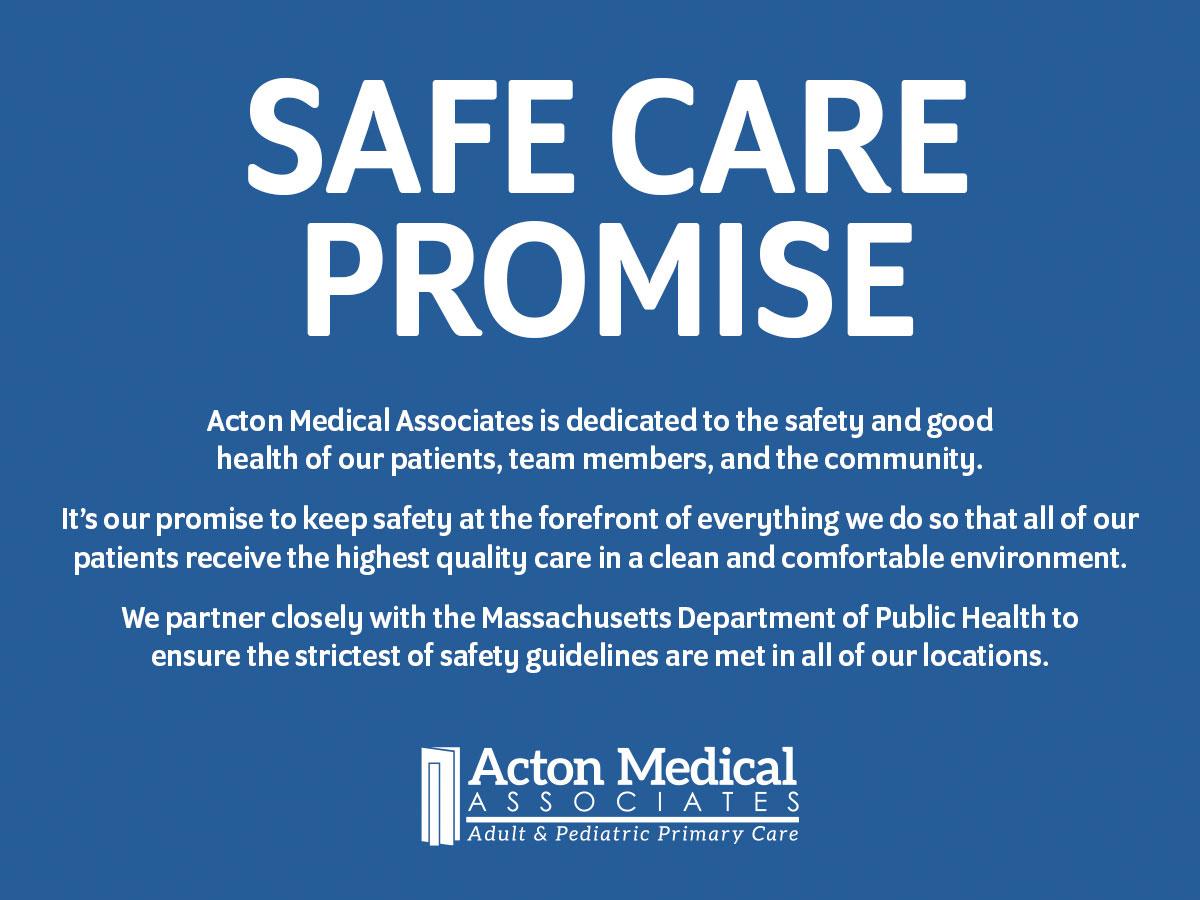 Safe Care Promise